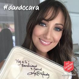 Karla Monroig se une a El Salvation Army en la campaña #DandoCara