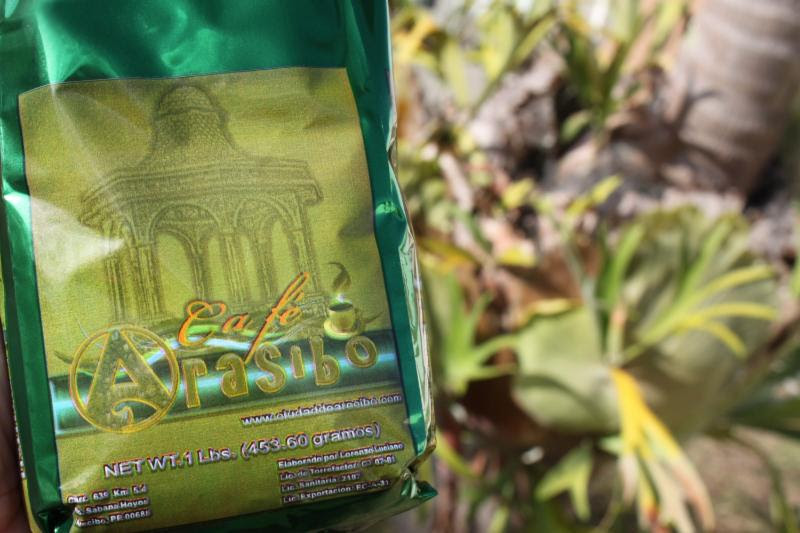 Lanzan Café Arasibo con miras al desarrollo económico de Arecibo