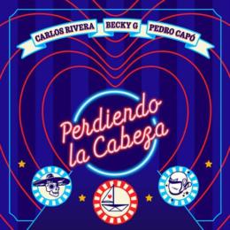 """CARLOS RIVERA, BECKY G & PEDRO CAPÓ están """"PERDIENDO LA CABEZA"""""""