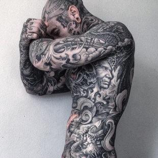 """Doscientos artistas exhibirán su talento en la """"International Puerto Rico Tattoo Convention"""""""