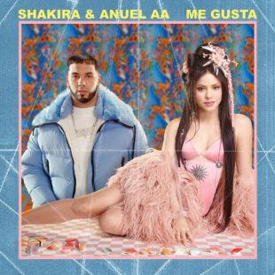 "SHAKIRA lanza su sencillo ""ME GUSTA"" junto a ANUEL AA"
