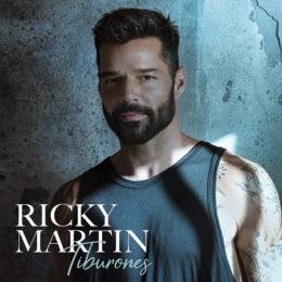 """RICKY MARTIN lanza tema e inspirador video """"TIBURONES"""""""