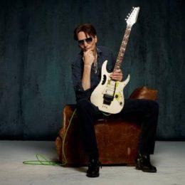 El famoso guitarrista Steve Vai viene en concierto a Puerto Rico