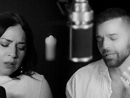 """RICKY MARTIN presenta el video """"RECUERDO"""" junto a CARLA MORRISON"""