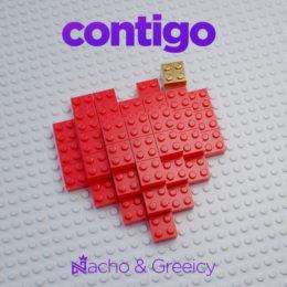 """Nacho Se Une a Greeicy para el Lanzamiento """"Contigo"""""""