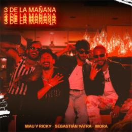 """MAU Y RICKY inician una nueva etapa con el sencillo """"3 DE LA MAÑANA"""""""