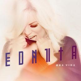 """EDNITA NAZARIO Presenta Su Nuevo Álbum """"UNA VIDA"""""""