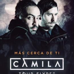 Camila regresa en concierto íntimo y cautivante