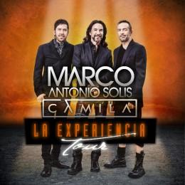 MARCO ANTONIO SOLÍS Y CAMILA ANUNCIAN SU GIRA NORTEAMERICANA – LA EXPERIENCIA TOUR