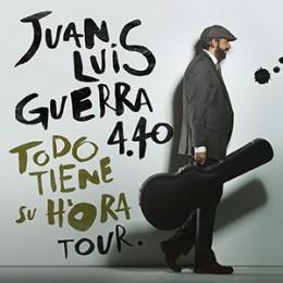 """Juan Luis Guerra lanzará su nueva gira """"Todo tiene su hora"""" en Puerto Rico"""