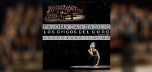 Paloma San Basilio y Los Chicos del Coro publican el 23 de octubre su primer disco juntos