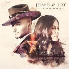 """""""UN BESITO MÁS"""" EL NUEVO ÁLBUM DE JESSE & JOY"""