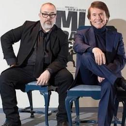 Raphael regresa al cine después de 40 años con Álex de la Iglesia