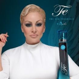 Angelique Burgos lanza nuevo perfume