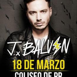 """J Balvin llegará con su """"Energía"""" al Choliseo"""