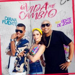 Diana Fuentes y Gente de Zona Estrenan Nuevo Sencillo