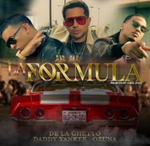 """""""La Formula"""" EL NUEVO SENCILLO Y VIDEO DE DE LA GHETTO"""