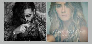 La revista Billboard nombra a SOY YO de KANY GARCÍA y F.A.M.E. de MALUMA entre los 50 mejores álbumes del año