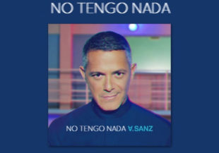"""ALEJANDRO SANZ DESVELA TÍTULO, PORTADA Y FECHA DE SALIDA DE SU NUEVO SENCILLO """"NO TENGO NADA"""""""