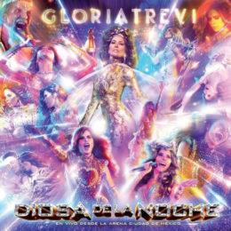 """GLORIA TREVI PRESENTA """"DIOSA DE LA NOCHE: EN VIVO"""