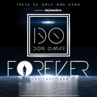 Con nueva fecha los conciertos que despedirán a Don Omar