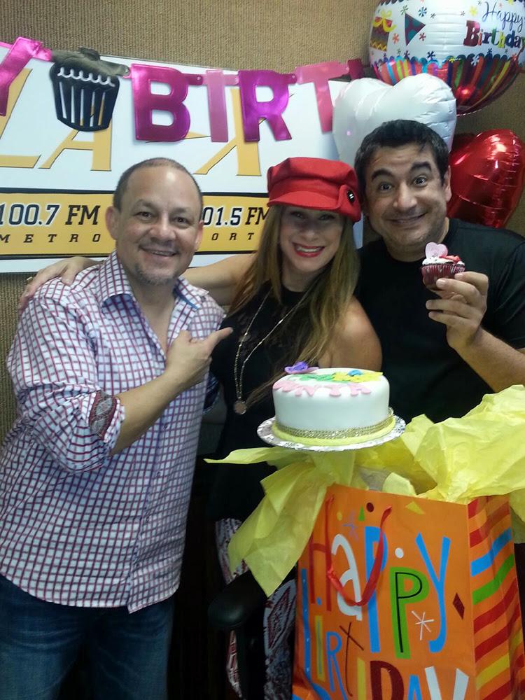 El Ajetreo le celebra a Sonya su cumpleaños