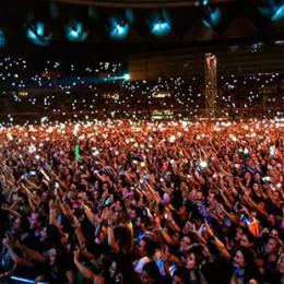 40.000 personas despiden en Sevilla la gira Sirope de Alejandro Sanz