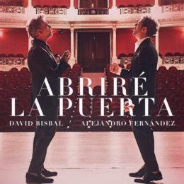 DAVID BISBAL Y ALEJANDRO FERNÁNDEZ LANZAN NUEVA CANCIÓN