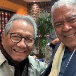 ARMANDO MANZANERO Y DANNY RIVERA EL BOLERO NOS UNE