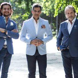 LOS TRES PIANISTAS RUMBO A MIAMI Y A REPÚBLICA DOMINICANA