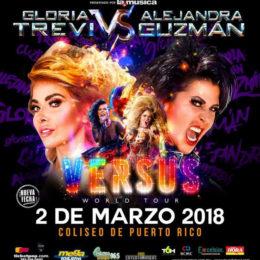 Nueva fecha para el concierto de Gloria Trevi Vs Alejandra Guzmán