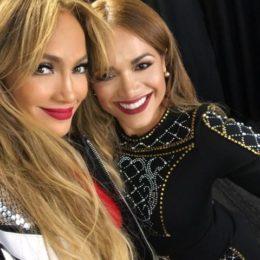 """LaMusica App y Mega TV logran tremenda exclusiva con Jennifer López desde el """"Calibash 2018"""""""
