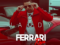Jaudy viene presumiendo su Ferrari Rojo