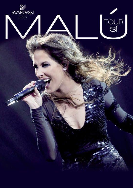 Malú presenta 'Me fui', segundo sencillo de su álbum 'Sí'
