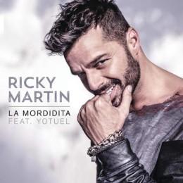 """""""La Mordidita"""" de Ricky Martin ocupa la posición #1 de las listas """"Latin Airplay"""" y """" Latin Pop Songs"""" de Billboard"""