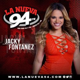 JACKY FONTÁNEZ VUELVE A LA RADIO
