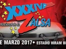 Todo listo para el Día Nacional de la Zalsa 2017