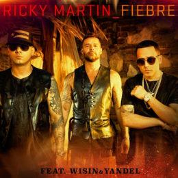 """RICKY MARTIN presentará por primera vez en vivo su nuevo sencillo """"FIEBRE"""""""