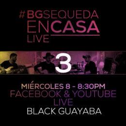 Black Guayaba hace historia logrando el primer concierto en VIVO completamente en línea