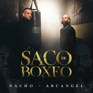 """NACHO SE UNE CON ARCÁNGEL PARA """"SACO DE BOXEO"""""""