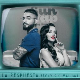 """BECKY G Y MALUMA LANZAN SU NUEVO SENCILLO Y VIDEO """"LA RESPUESTA"""""""