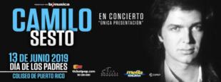 Camilo Sesto regresa a Puerto Rico