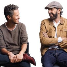 """VICENTE GARCÍA lanza su nuevo sencillo """"LOMA DE CAYENAS"""" junto a Juan Luis Guerra"""