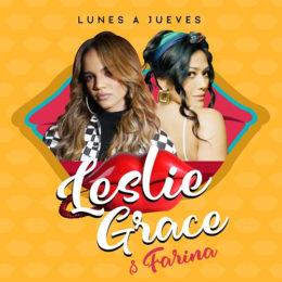 """LESLIE GRACE entrega el perfecto himno del """"girl power"""""""