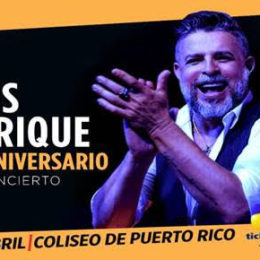 LUIS ENRIQUE 30 ANIVERSARIO, EL CONCIERTO