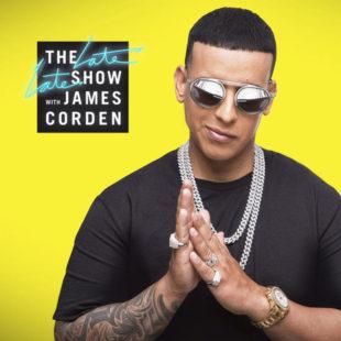 Daddy Yankee está a cargo de la primera presentación en español en The Late Late Show with James Corden