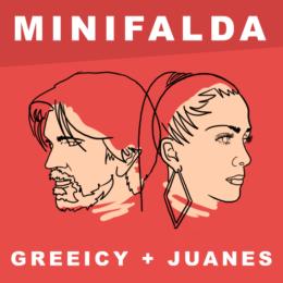 """GREEICY Y JUANES SE UNEN PARA PRESENTAR """"MINIFALDA"""""""