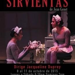 Vuelve a escena Las Sirvientas de Jean Genet
