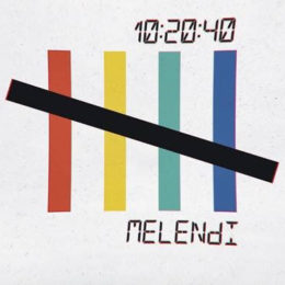 MELENDI estrena  su nuevo disco 10:20:40