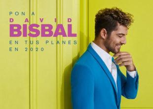 DAVID BISBAL ANUNCIA NUEVO DISCO Y GIRA 'EN TUS PLANES'
